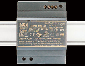 24VDC 92W Power Supply Din-Rail 11079