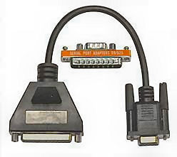 9-pin adapter set for serial isolators Model 11573 - Click Image to Close