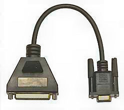 9-pin adapter set for serial isolators Model 11574