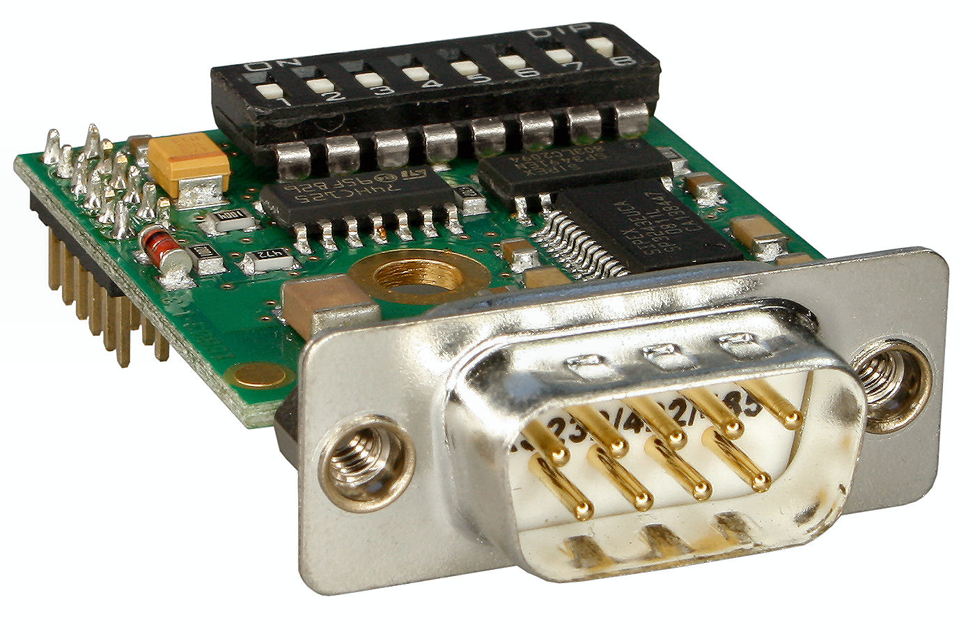 Interface Modules for Serial PC Cards RS485 Model 18411