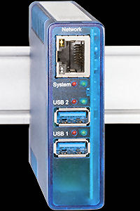 USB-Server Gigabit Model 53663 - Click Image to Close