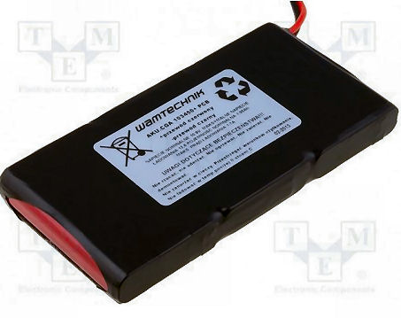 CGA103 Backup battery 11.1VDC
