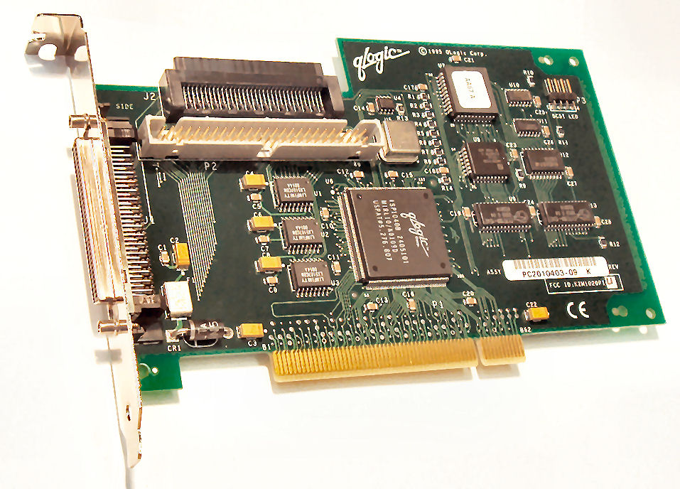 QLogic QLA1040 Host Bus Adapter (HBA)