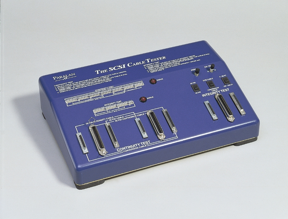 ST123 SCSI Cable Tester