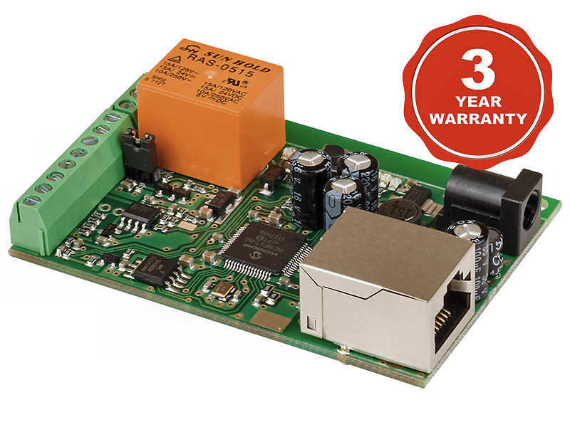 Teracom IP watchdog relay board TCW112-WD
