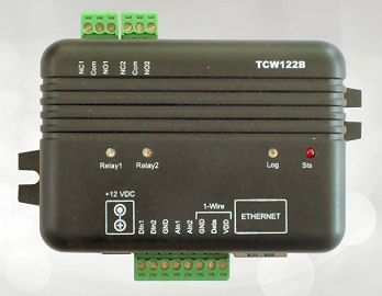 Remote IO module TCW122B-CM - Click Image to Close