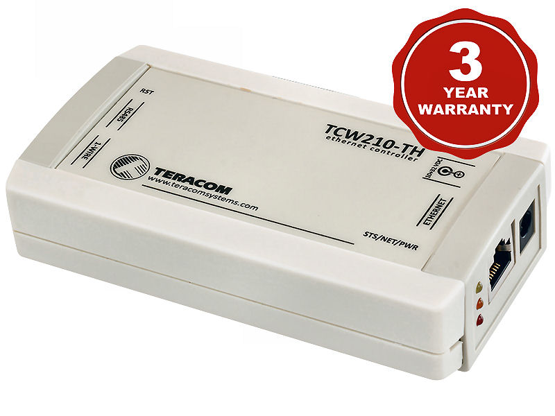 Teracom Ethernet data logger TCW210-TH