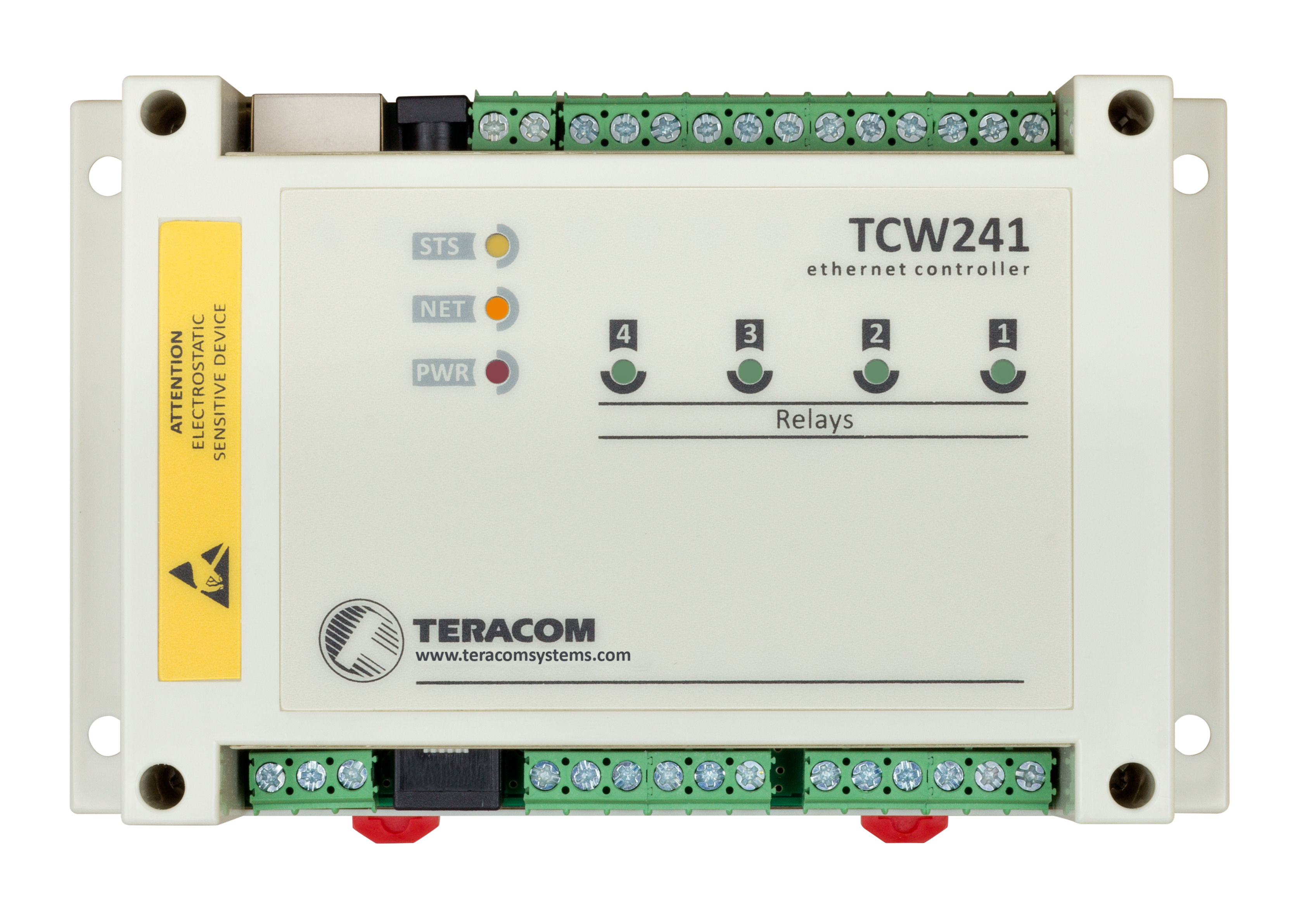Ethernet IO module TCW241 - Click Image to Close