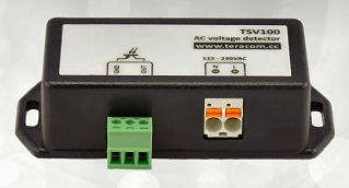 AC voltage detector TSV100