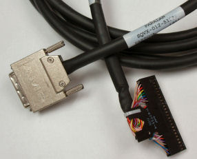 SQVX-XXX-5130 Example - Custom SCSI Quiet Cable