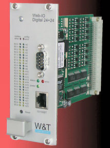 Web-I/O 24x Digital Input, 24x Digital Output - Model 57632