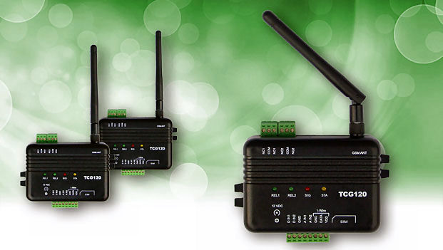 GSM/GPRS Controllers