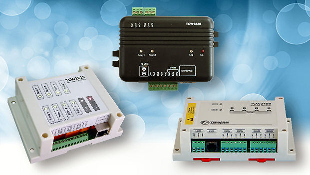 Ethernet Monitoring and Control