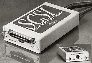 SF40A - SCSI Fiber Extender - Click Image to Close