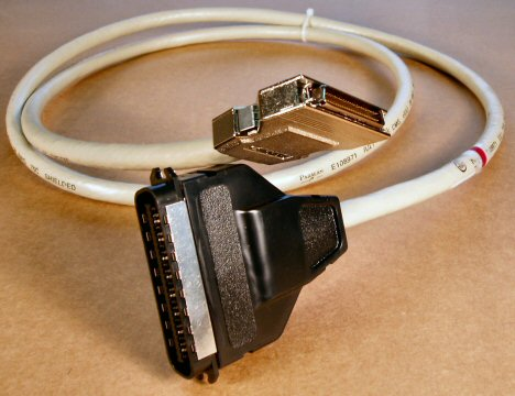 SQ02-003 SCSI Quiet Cable