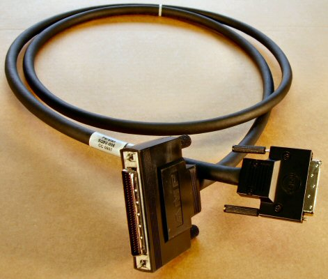 SQ9V-020 SCSI Quiet Cable