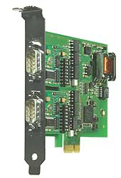 W&T 13431 Serial PCI Express Card