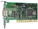 Serial Low-Profile PCI Cards - Model 13410