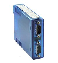 W&T Model 66201 - RS422/RS485 Isolator, Industry