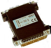 W&T 86000 RS232 RS422/RS485 Interface, Compact