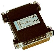 W&T 88001 RS232 Isolator, 1 kV