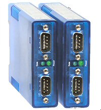 RS232 Line Driver Set - Model 88201 - Click Image to Close